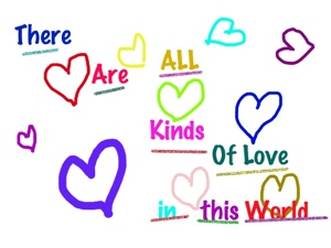 All kinds of love