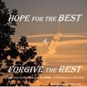 Hope and Forgiveness